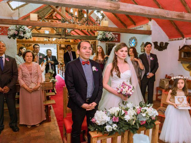El matrimonio de César y Ibeth en Bogotá, Bogotá DC 10