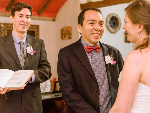 El matrimonio de César y Ibeth en Bogotá, Bogotá DC 12