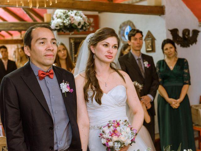 El matrimonio de César y Ibeth en Bogotá, Bogotá DC 15