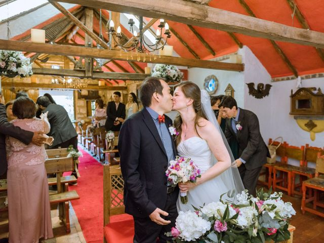El matrimonio de César y Ibeth en Bogotá, Bogotá DC 16