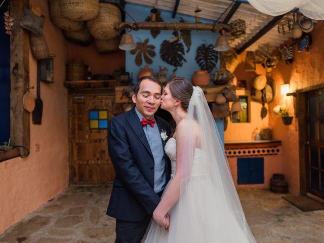 El matrimonio de César y Ibeth en Bogotá, Bogotá DC 18