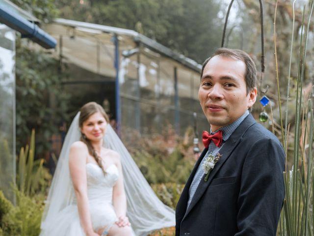 El matrimonio de César y Ibeth en Bogotá, Bogotá DC 20