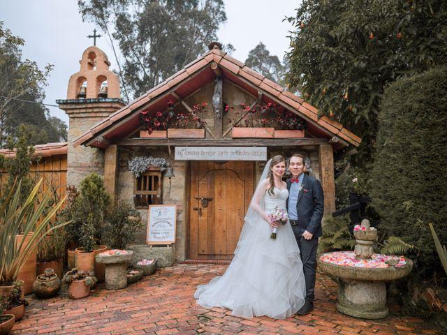 El matrimonio de César y Ibeth en Bogotá, Bogotá DC 1