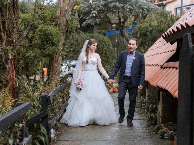 El matrimonio de César y Ibeth en Bogotá, Bogotá DC 22