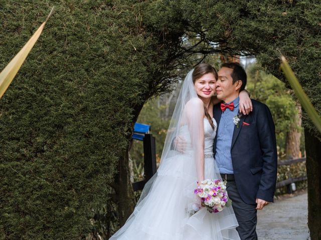 El matrimonio de César y Ibeth en Bogotá, Bogotá DC 23