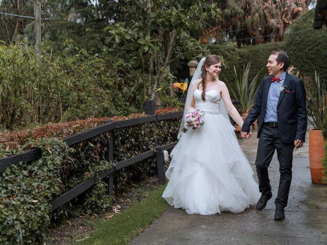 El matrimonio de César y Ibeth en Bogotá, Bogotá DC 24
