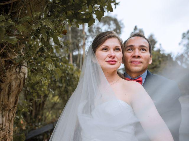 El matrimonio de César y Ibeth en Bogotá, Bogotá DC 25