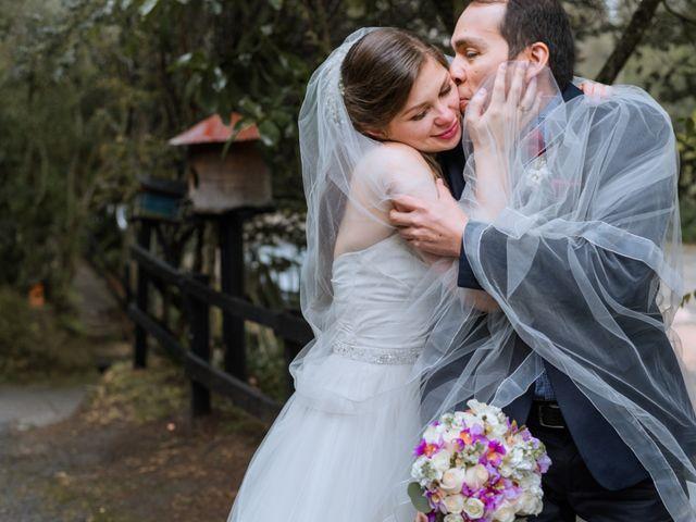 El matrimonio de César y Ibeth en Bogotá, Bogotá DC 2