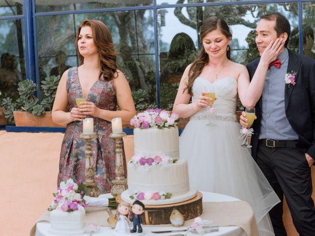 El matrimonio de César y Ibeth en Bogotá, Bogotá DC 28