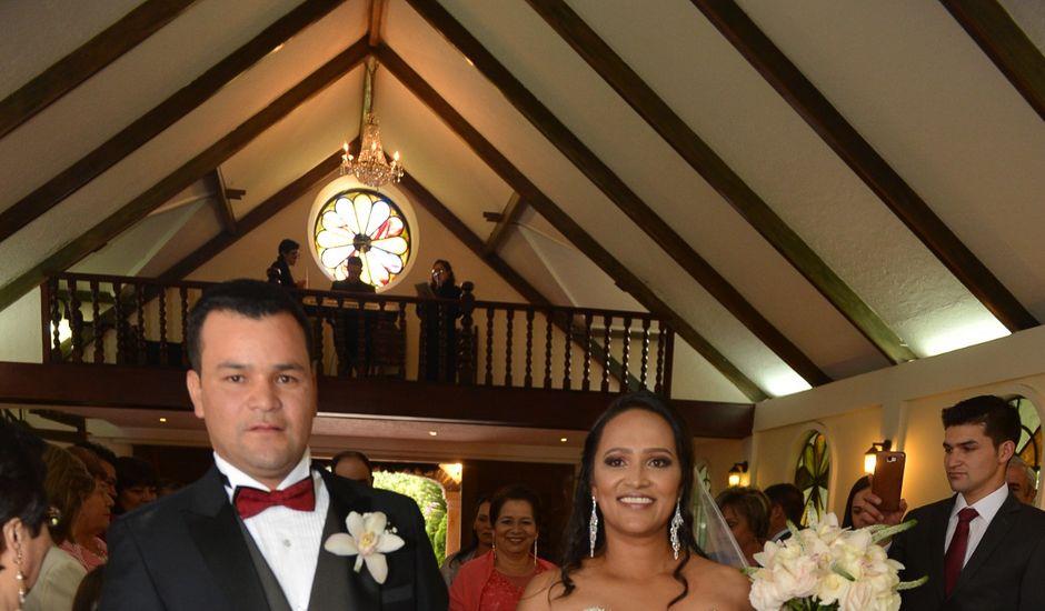 El matrimonio de Cleves y Johanna en Subachoque, Cundinamarca