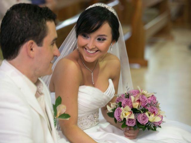 El matrimonio de Juan Pablo y Adriana en Ibagué, Tolima 1
