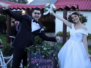 El matrimonio de Natalia y Juan David 1