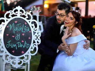 El matrimonio de Natalia y Juan David 3