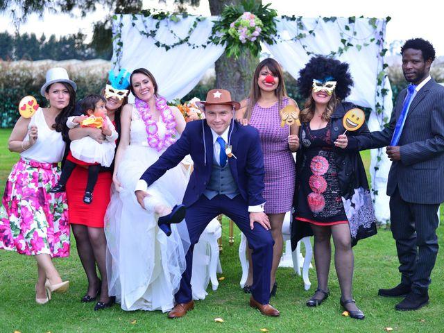 El matrimonio de Lázaro y Paola en Bogotá, Bogotá DC 40