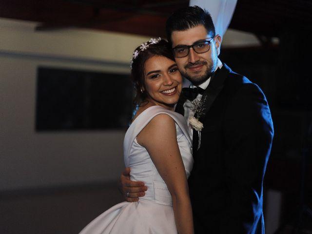 El matrimonio de Natalia y Juan David
