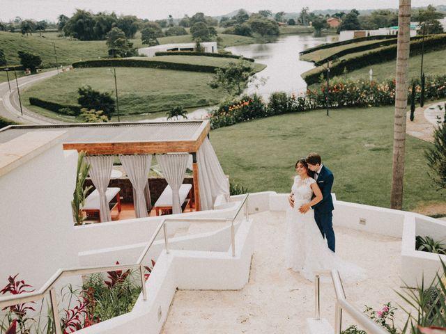 El matrimonio de Esteban y Elizabeth en Pereira, Risaralda 17
