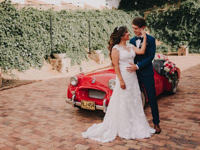 El matrimonio de Esteban y Elizabeth en Pereira, Risaralda 1
