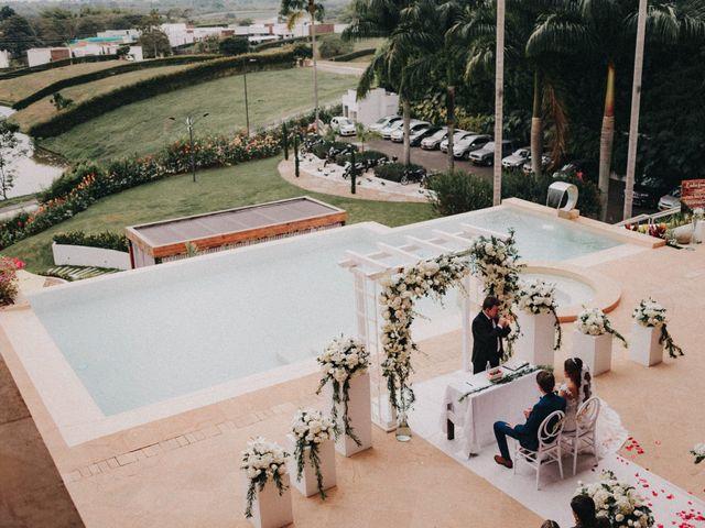 El matrimonio de Esteban y Elizabeth en Pereira, Risaralda 23