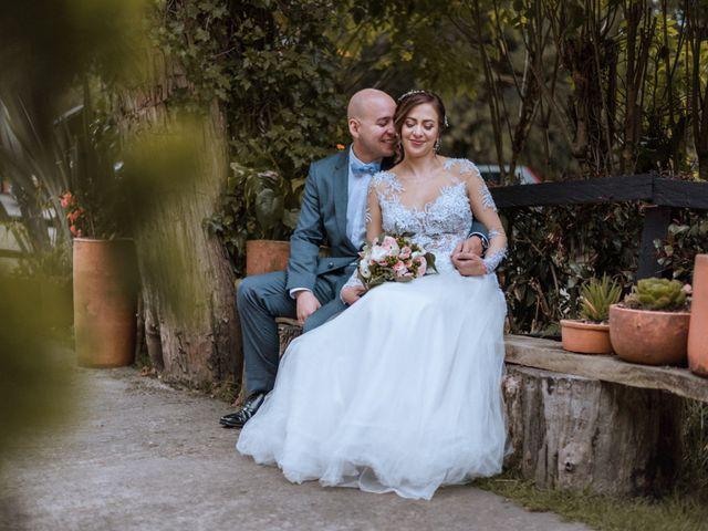 El matrimonio de Mónica y Javier