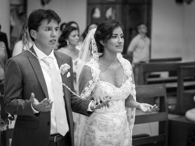 El matrimonio de Luis Alejandro y Berenice en Ibagué, Tolima 11