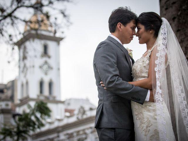 El matrimonio de Luis Alejandro y Berenice en Ibagué, Tolima 1