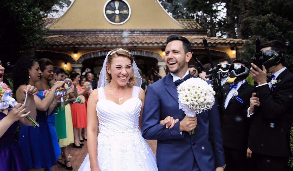 El matrimonio de César y Laura en Bogotá, Bogotá DC