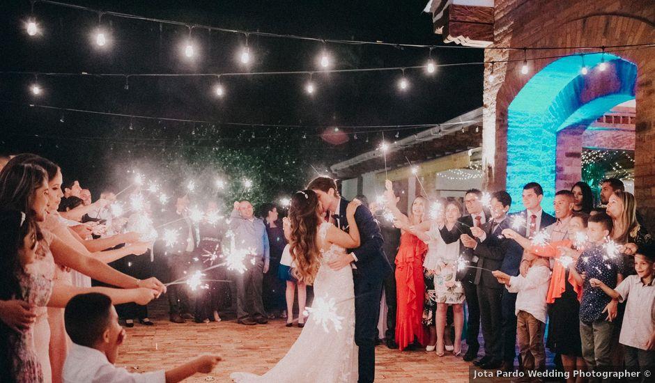 El matrimonio de Esteban y Elizabeth en Pereira, Risaralda