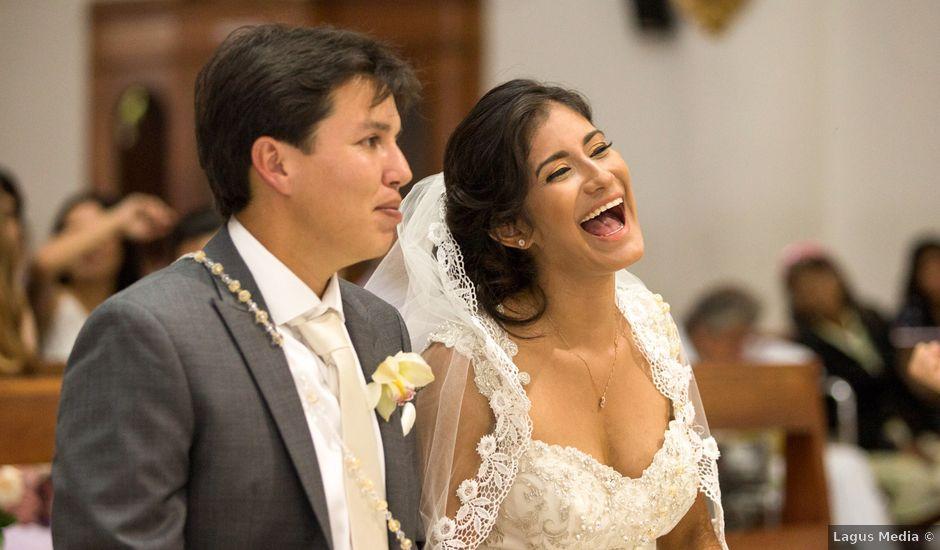 El matrimonio de Luis Alejandro y Berenice en Ibagué, Tolima