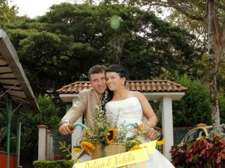 El matrimonio de Natalia y Julian