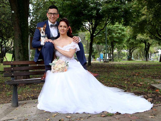 El matrimonio de Kelly y Carlos