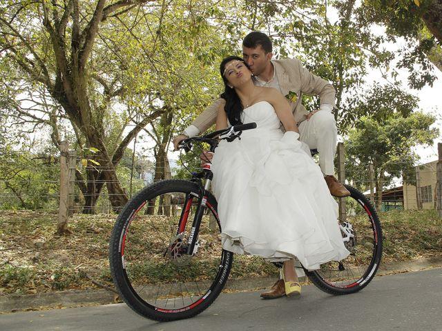 El matrimonio de Julian y Natalia en Ibagué, Tolima 3