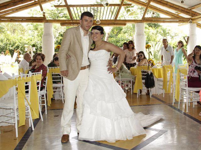 El matrimonio de Julian y Natalia en Ibagué, Tolima 4