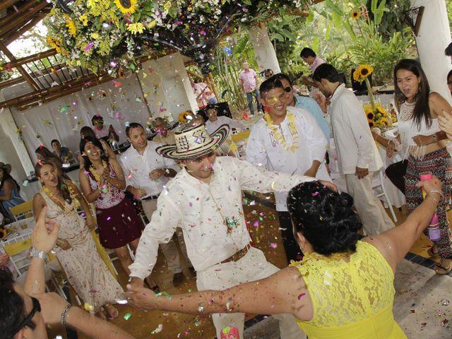 El matrimonio de Julian y Natalia en Ibagué, Tolima 5