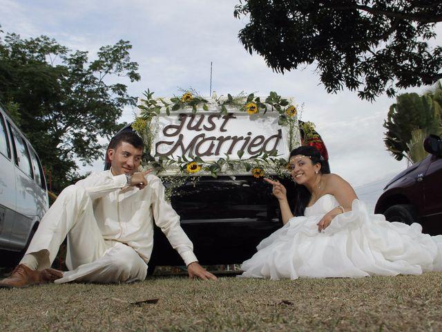 El matrimonio de Julian y Natalia en Ibagué, Tolima 7