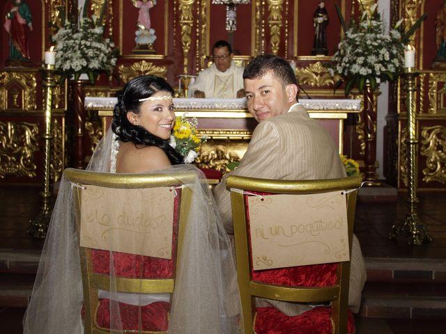 El matrimonio de Julian y Natalia en Ibagué, Tolima 12
