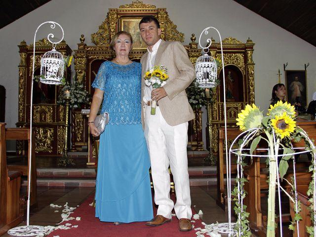 El matrimonio de Julian y Natalia en Ibagué, Tolima 13