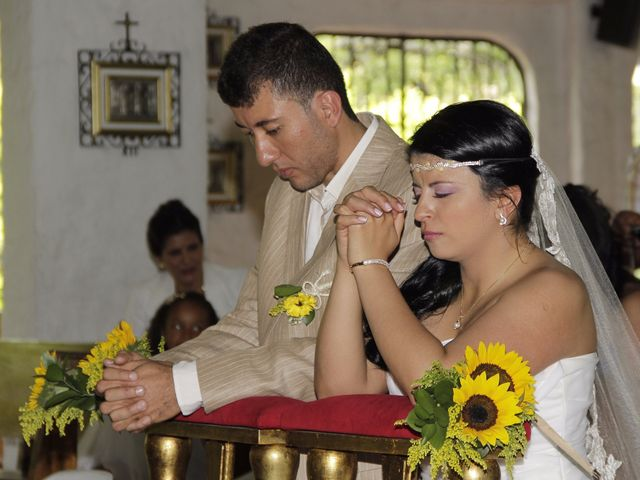El matrimonio de Julian y Natalia en Ibagué, Tolima 16