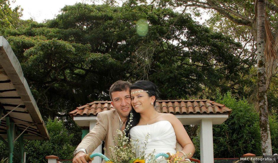 El matrimonio de Julian y Natalia en Ibagué, Tolima