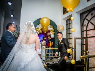 El matrimonio de Jennifer y Julian 2