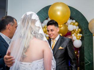 El matrimonio de Jennifer y Julian 3