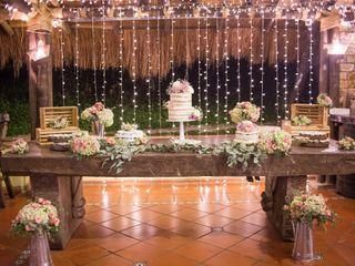 El matrimonio de Biviana y Luis 3