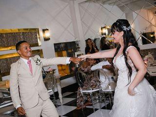 El matrimonio de Victoria y José 2