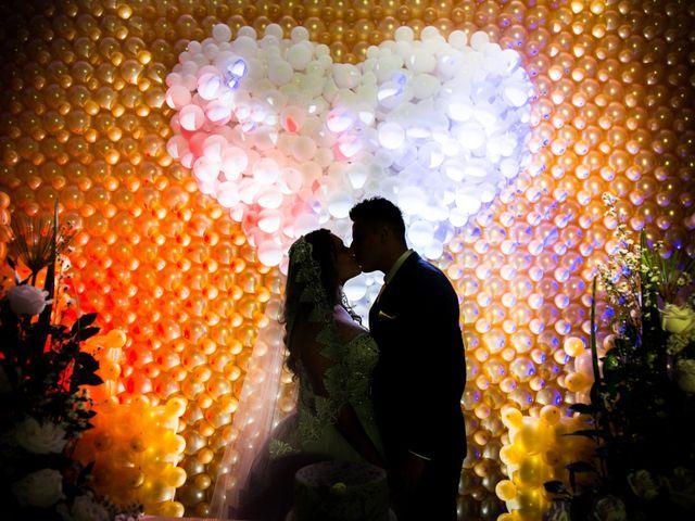 El matrimonio de Julian y Jennifer en Pereira, Risaralda 1