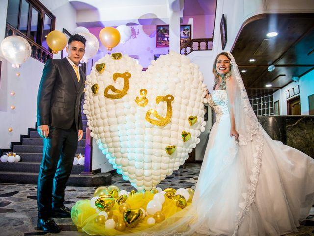 El matrimonio de Julian y Jennifer en Pereira, Risaralda 11