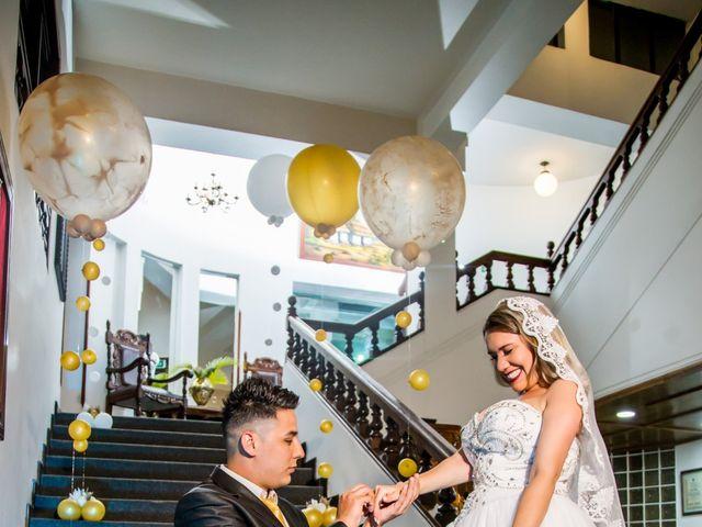 El matrimonio de Julian y Jennifer en Pereira, Risaralda 13