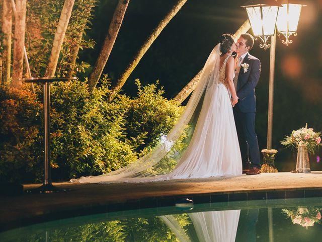 El matrimonio de Biviana y Luis