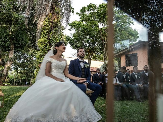 El matrimonio de Elisabet y Darwin