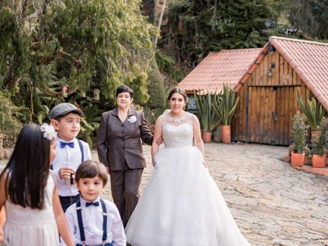 El matrimonio de Fredy y Johana en Bogotá, Bogotá DC 7