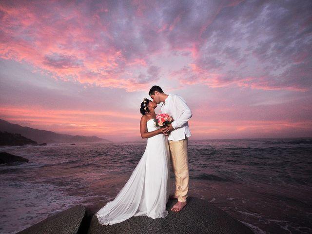 El matrimonio de Yuli y Franzy