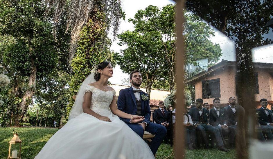 El matrimonio de Darwin y Elisabet en Jamundí, Valle del Cauca